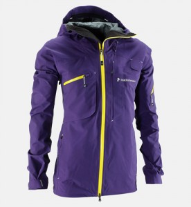 Peak Performance Heli Jacket sett forfra.