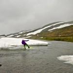 Carl David Undeland på Vikafjellet