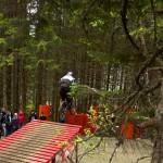 Veihoppet på Norgescup i utfor