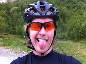 Sykkel i Sogndal.